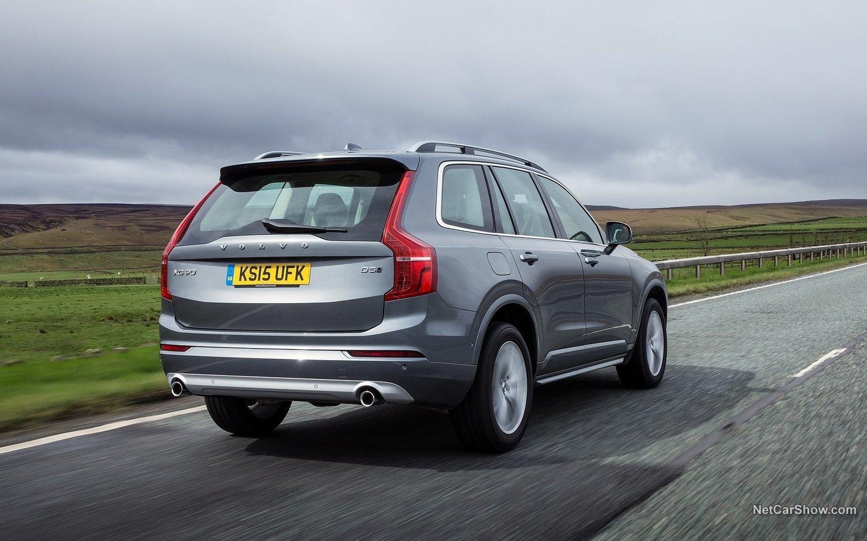 Volvo XC90 UK-Version 2015 8b15f54e