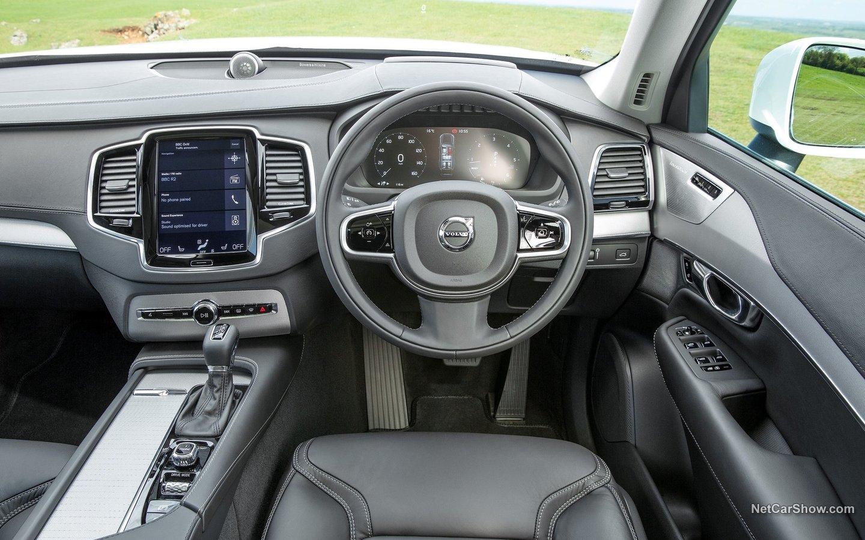 Volvo XC90 UK-Version 2015 fa3be870