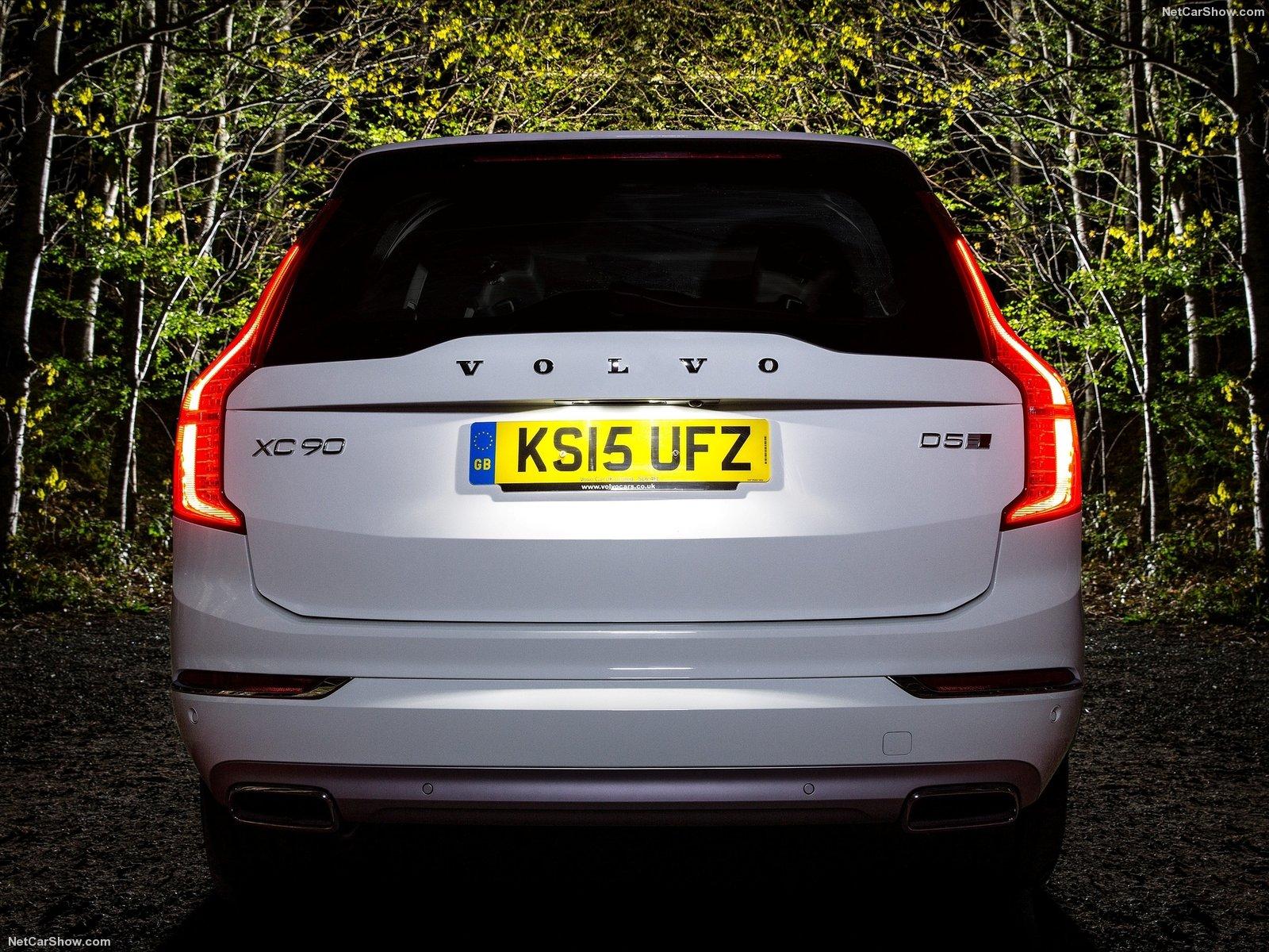 Volvo XC90 UK-Version 2015 Volvo-XC90_UK-Version-2015-1600-70