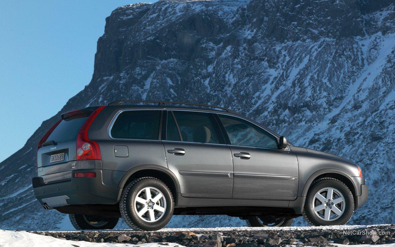 Volvo XC90 V8 AWD 2004 ff1eff0a