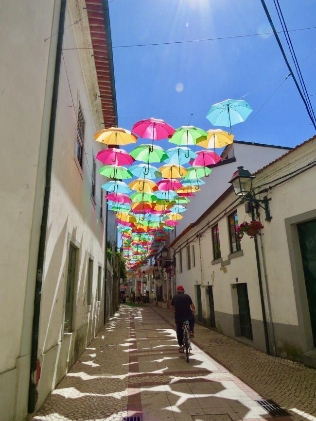 les rues d'Agueda
