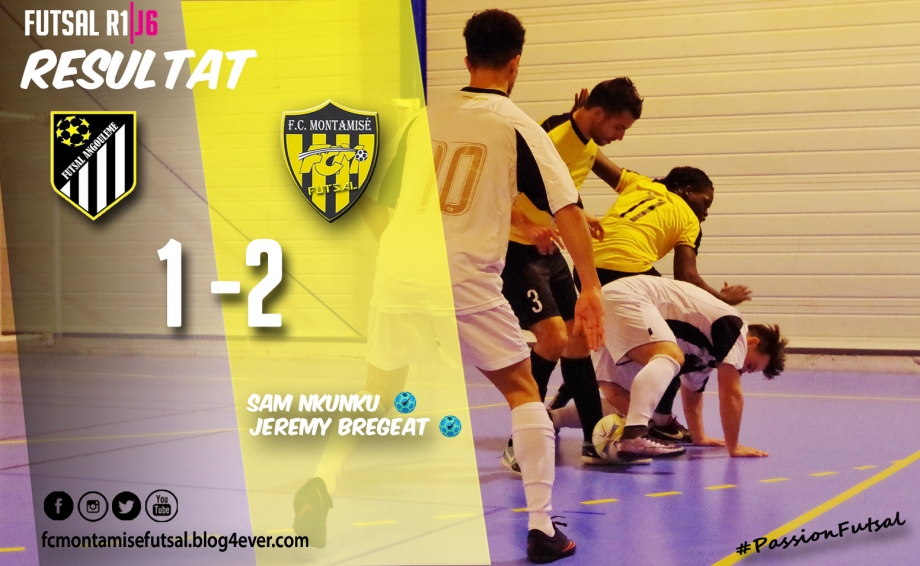 Résultat Angoulême Futsal - FC Montamisé Futsal R1 J6.jpg
