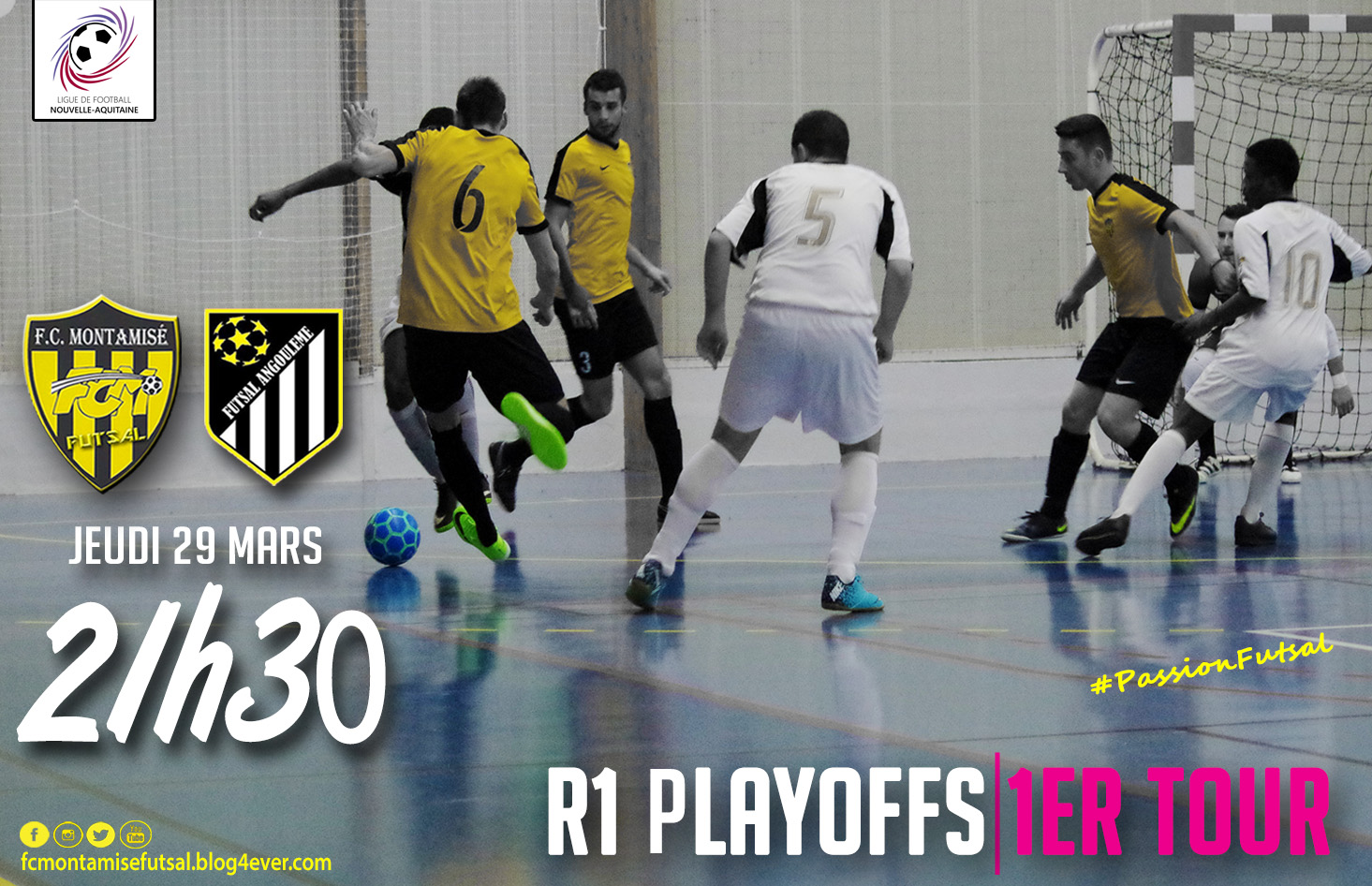 Playoffs FC Montamisé Futsal - Angoulême Futsal.jpg
