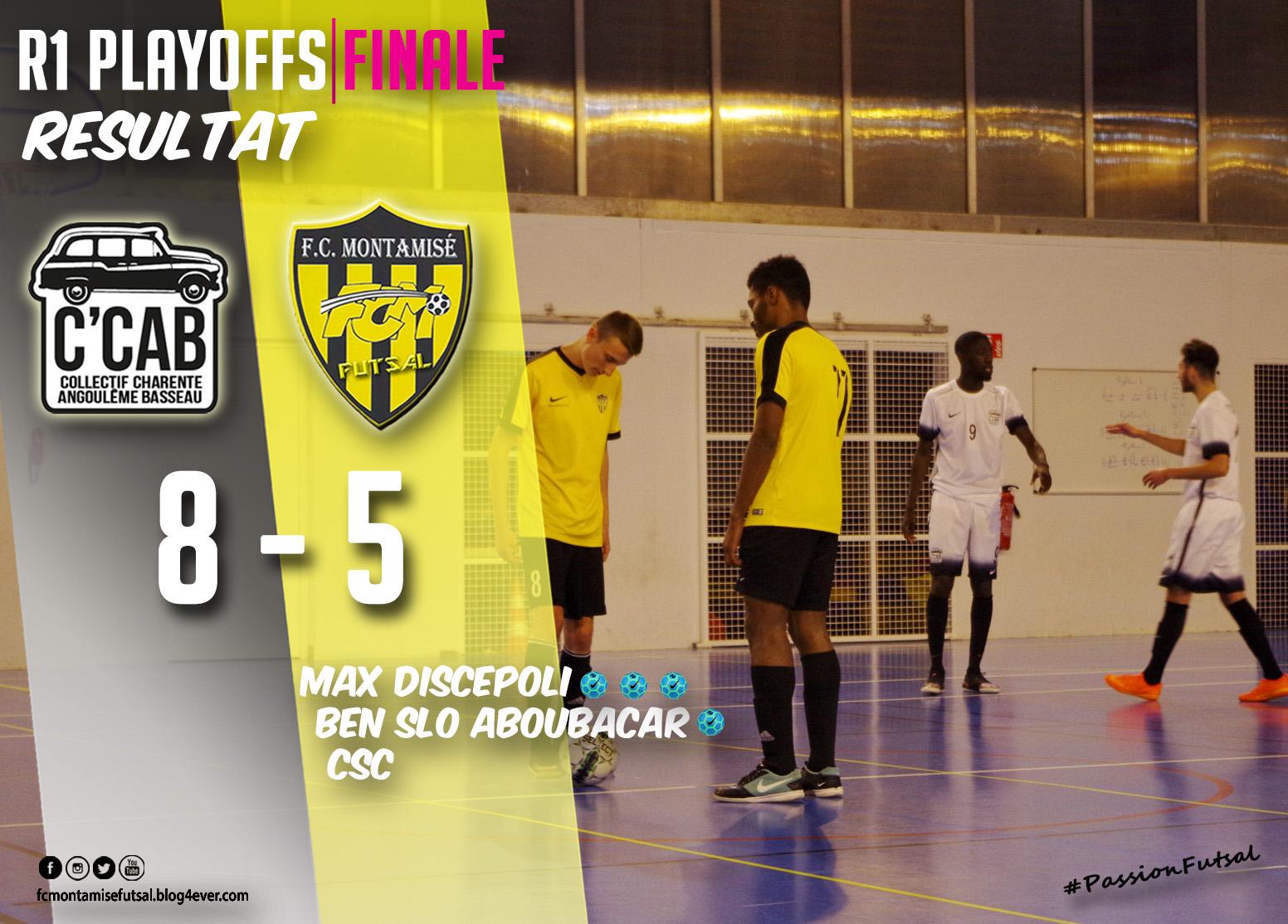Résultat FC Montamisé Futsal - C'CAB FINALE.jpg