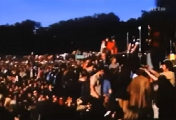 The Grateful Dead at the Be-In