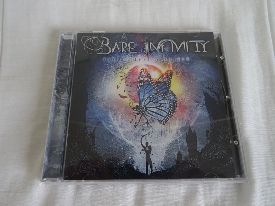 il est arrivé,aujourd'hui,(15/03/2017) nouvelle album de bare infinity.