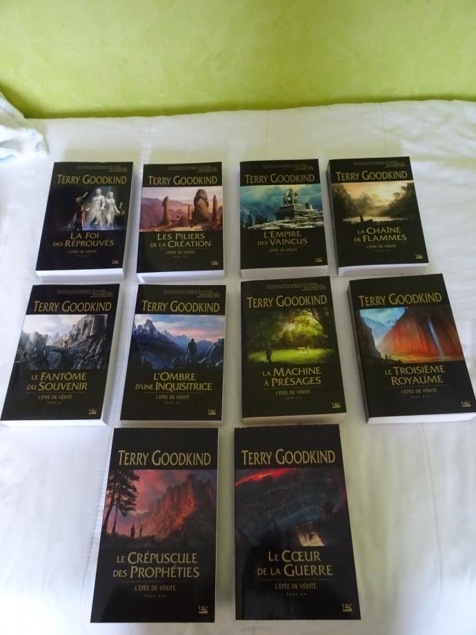 collection complète.
