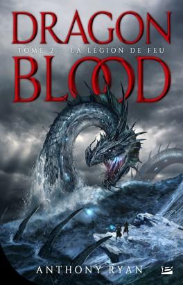 DRAGON BLOOD (TOME 2) est annoncé pour le mois de juin.suite du sang du dragon que j'avais bien aimé.