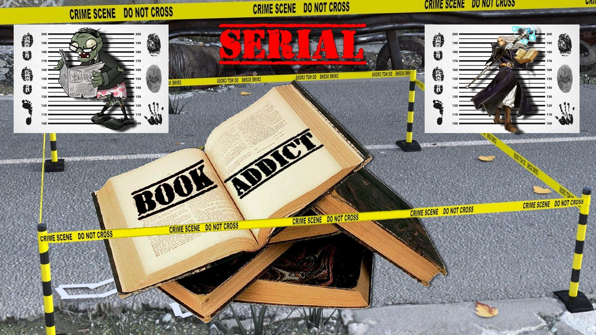 Serial Book Addict