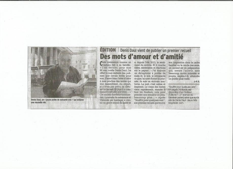 article du Dauphiné le 24 Fev 2017.jpg