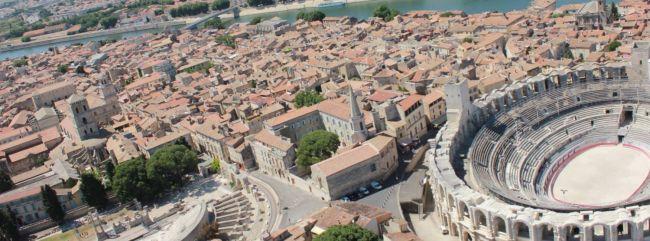 Arles et ses Arènes
