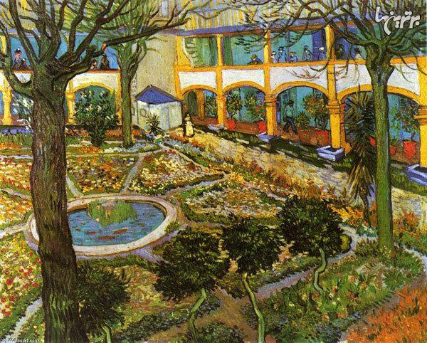 Van gogh et ses peintures à Arles