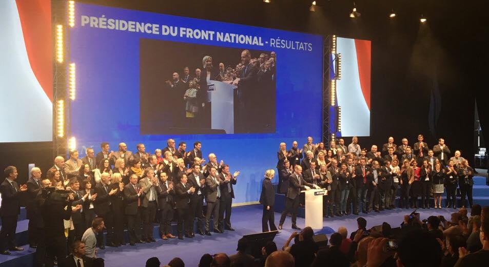 Notre Secrtaire Dpartemental Et Conseiller Rgional Jean Luc YELMA Devient Membre Du Comit Central Front National