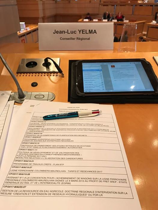 jean luc yelma est aujourd 39 hui sur montpellier en commission permanente front national du gers. Black Bedroom Furniture Sets. Home Design Ideas