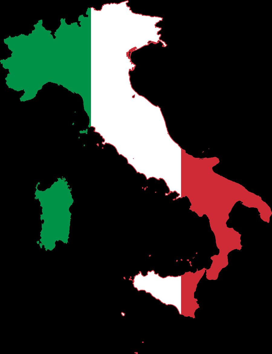 Italie - pays de Dj Miss Pimkie