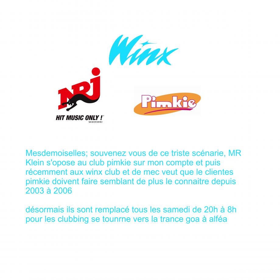 le souvenir des winx club 2006