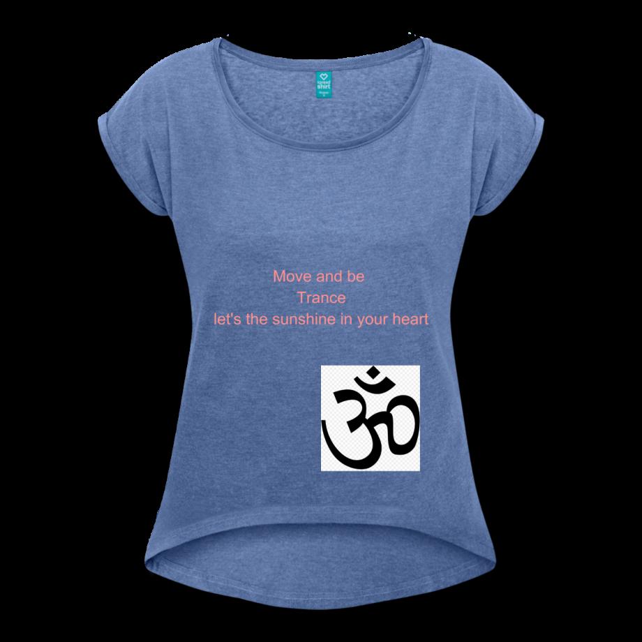 les t-shirt mandb trance pour filles