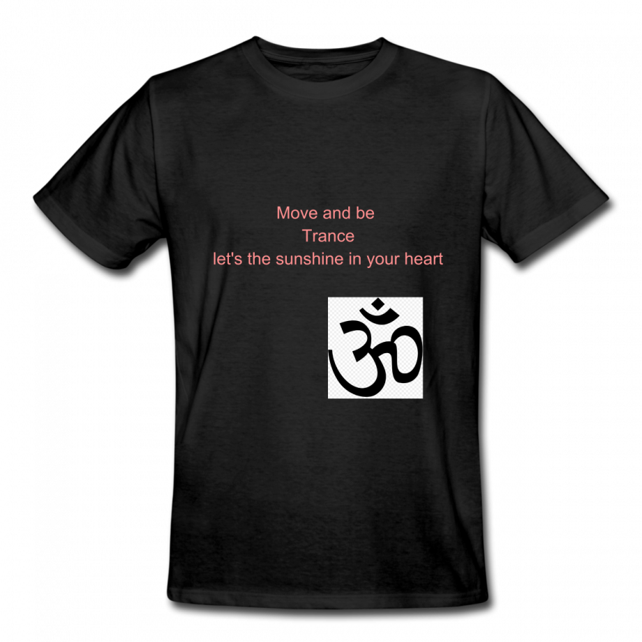 les t-shirts mandb trance pour mecs