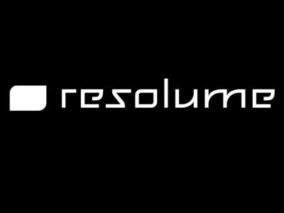 Resolume-Logo-b-ProjectileObjects-400x300