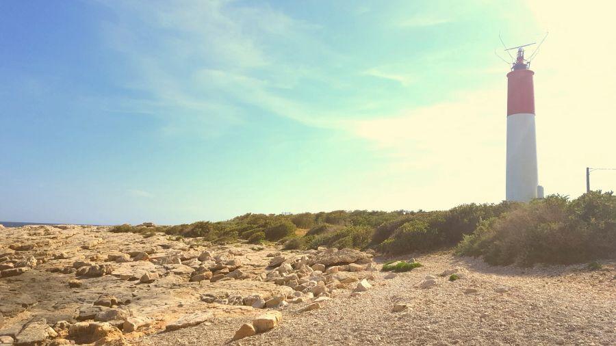 Un jour de printemps, le far de Martigues