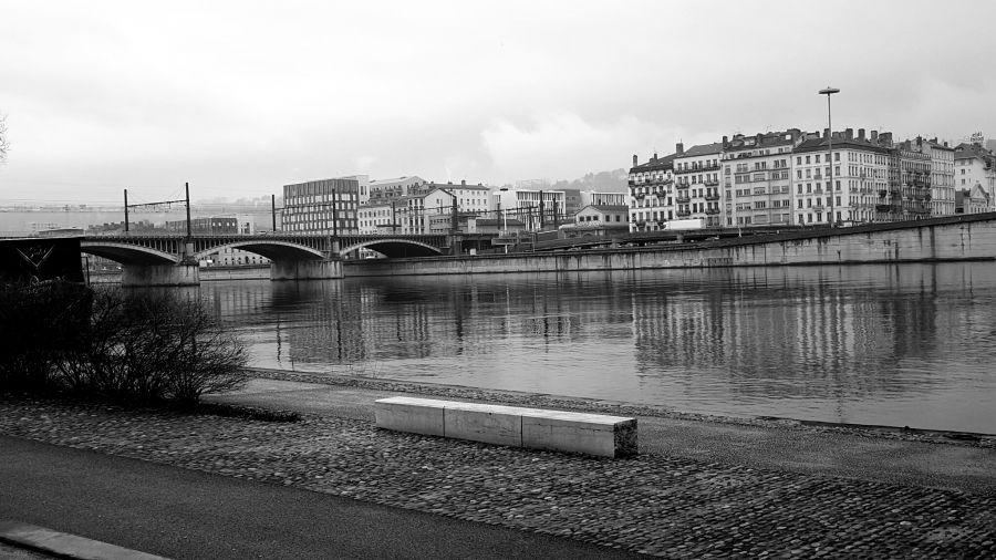 Un week-end, Lyon