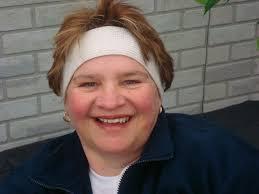 Notre bienfaitrice à LAUSANNE, Mme DENISE