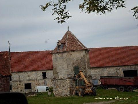 Photo prise le 27 mai 2017 à Cernoy (Oise-Picardie)