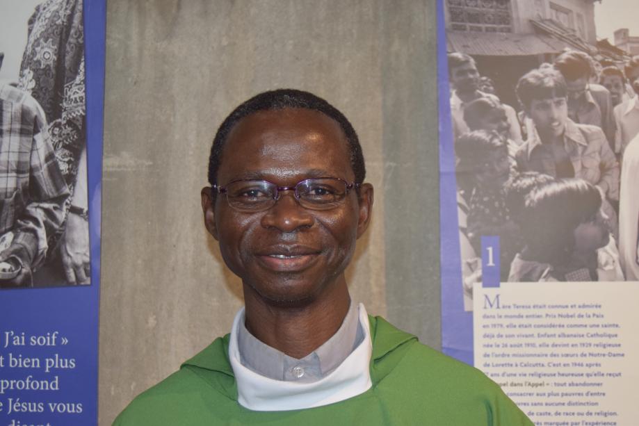 Père Clément Somé Vicaire
