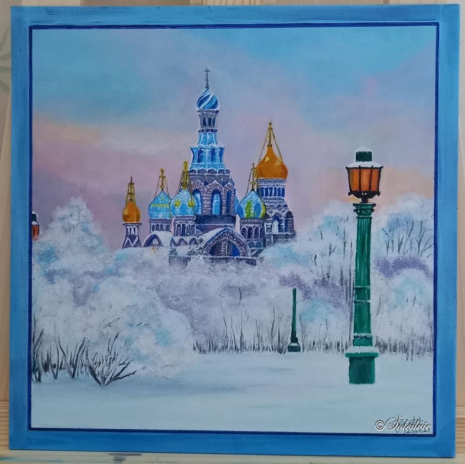 Russie avec copyright