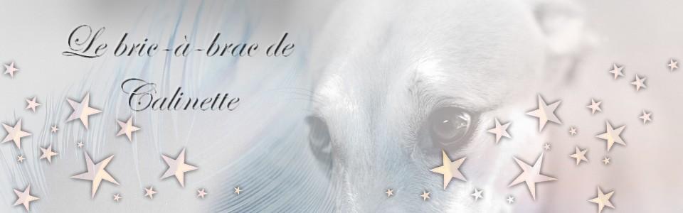 Le bric-à-brac de Calinette