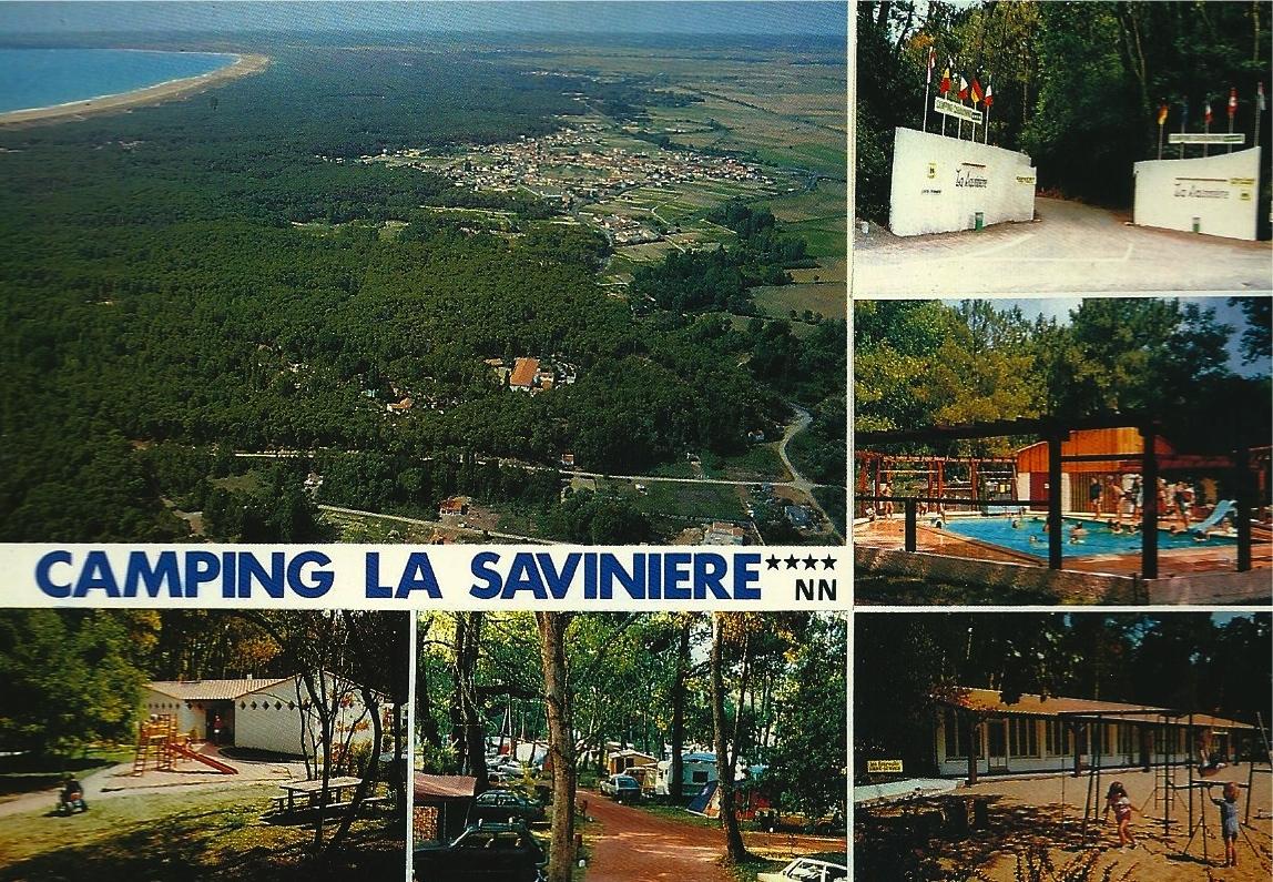 Camping La Savinière