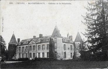 Chateau de Rochetrejoux