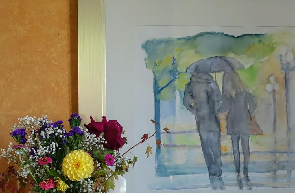 Janick. L, artiste-peintre
