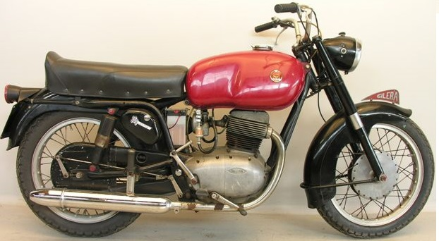 GILERA 300 B 1957