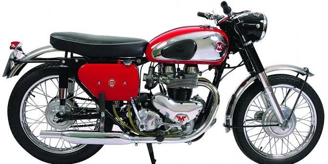 MATCHLESS 650 G12 CSR 1960