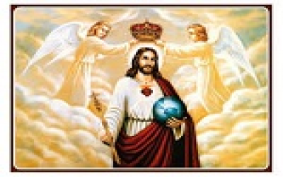 LE CHRIST - ROI DE L'UNIVERS