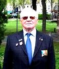 Yves Jacques ROUSSEAU  Président d'Honneur de l'Amicale des Anciens Combattants de Bièvres.