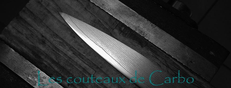 Les couteaux de Carbo