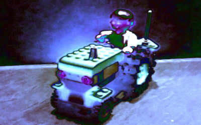 Lego et vignes