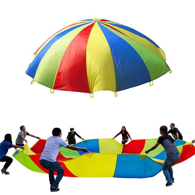 Parachute Journée : 12 € Week-end : 18 €
