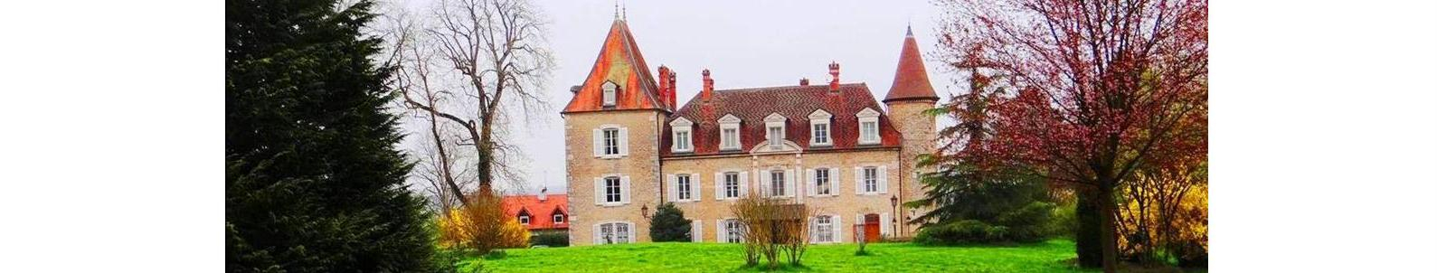 Château de Beauregard - Pagney (Jura)