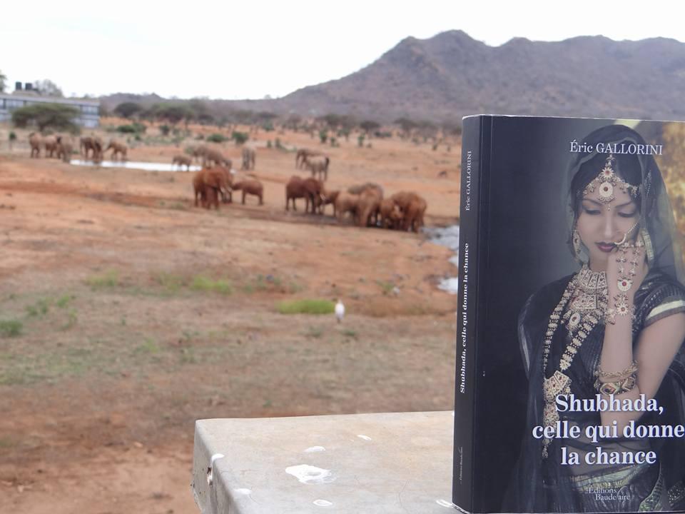 Shubhada au Kenya, Céline