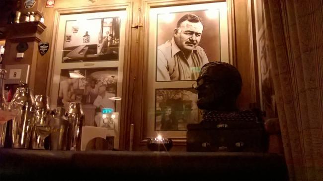 Ritz Paris, bar Hemingway