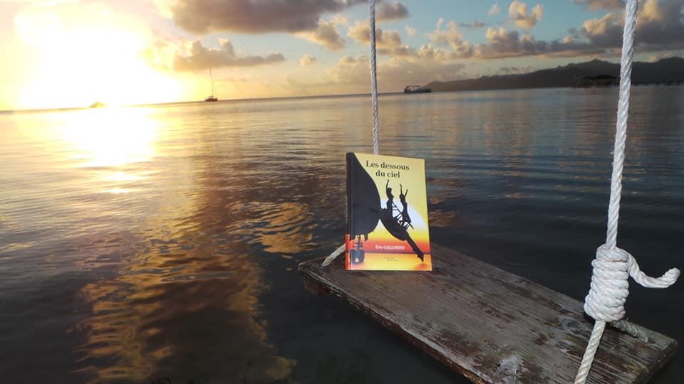 Les dessous du ciel à Bora Bora...