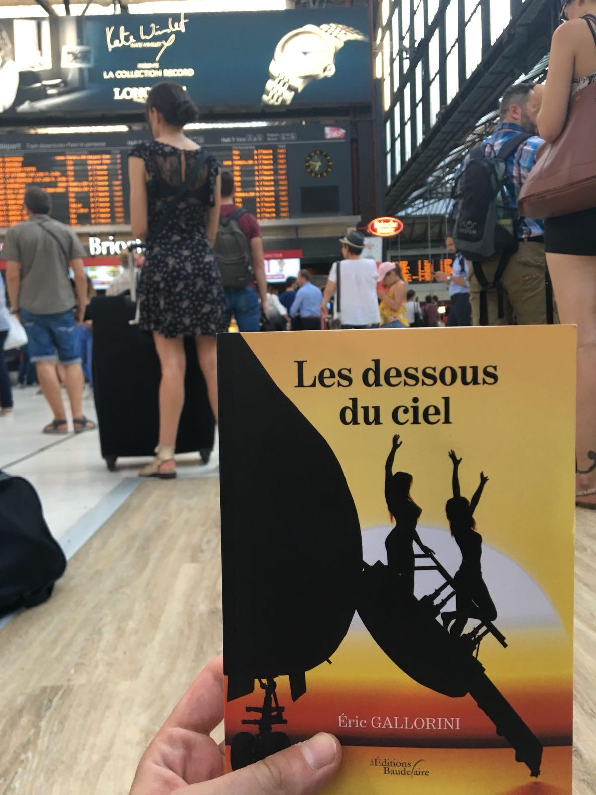 Gare de l Est Paris.