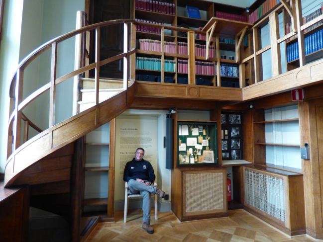 Bibliothèque musée National, Stockholm, Suède