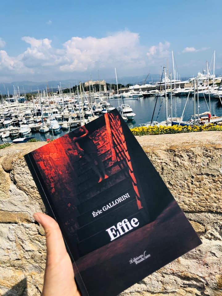 Effie à Antibes, Marjorie