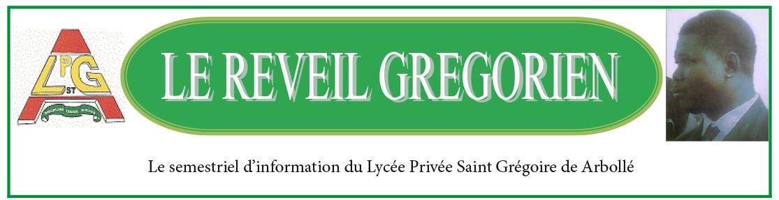 LE REVEIL GREGORIEN