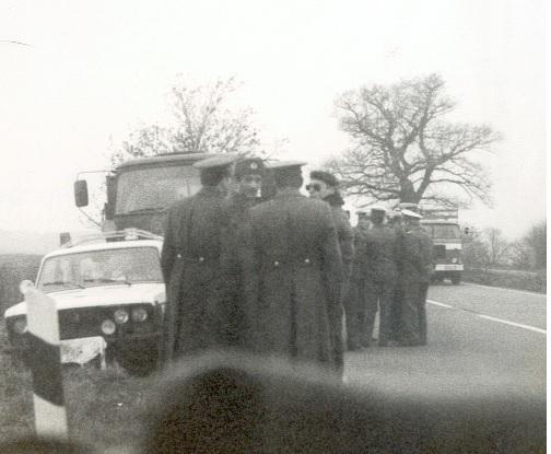 Intervention auorès des autorités soviétiques suite au blocage d'un camion  militaire britannique.jpg