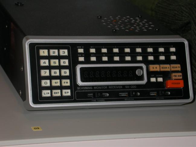 Radio calée sur les fréquences des suiveurs